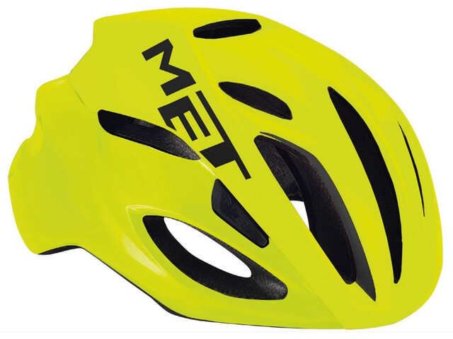 MET Rivale Casco, safety yellow